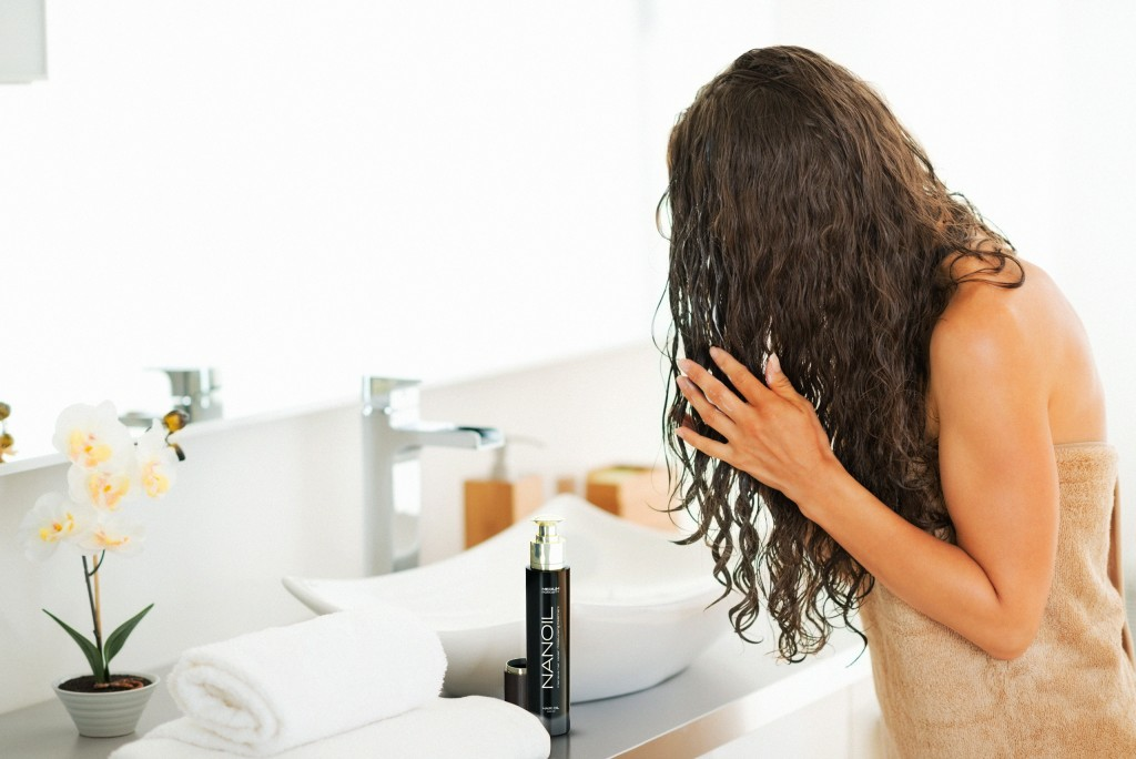 Bästa hårolja Nanoil